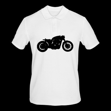 Cafe Racer - Men's Polo Shirt