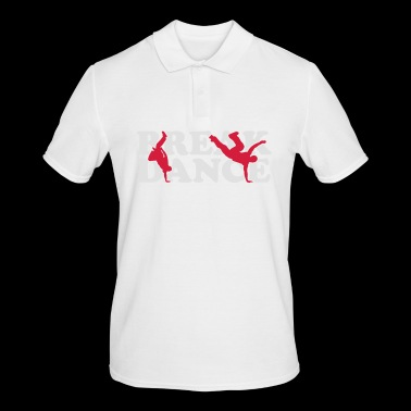 Break Dance - Men's Polo Shirt