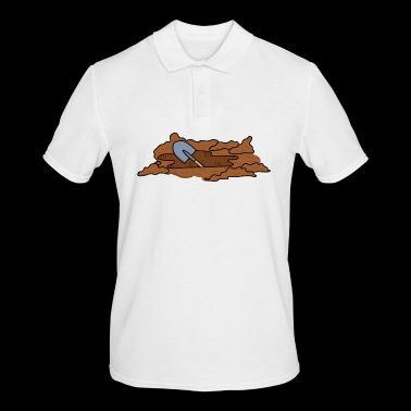 Civil engineering road construction - Men's Polo Shirt