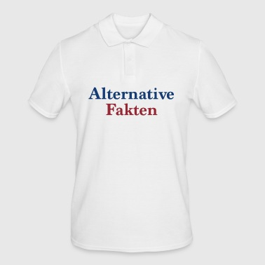alternative Facts - Men's Polo Shirt