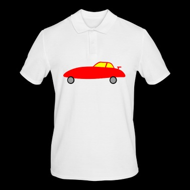 Racing Car Racing Car Racing Car Children Kids Children - Men's Polo Shirt
