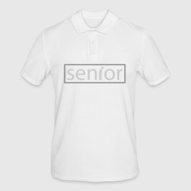 Senior - Men's Polo Shirt