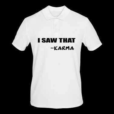 karma - Men's Polo Shirt