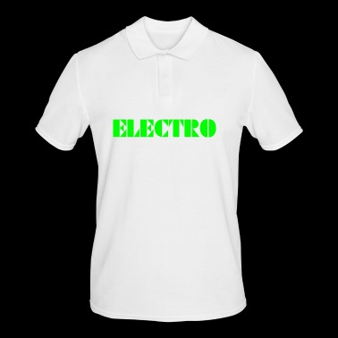 Electro - Men's Polo Shirt