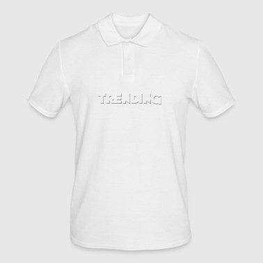 Trending Worldwide - Instagram, Twitter - Men's Polo Shirt