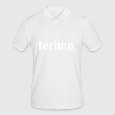 TECHNO - Men's Polo Shirt