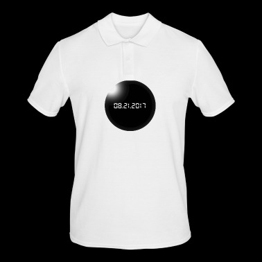 Solar Eclipse - Men's Polo Shirt