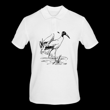 bird - Men's Polo Shirt