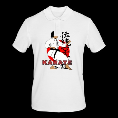 TRADITIONAL KARATE - Men's Polo Shirt