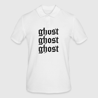 Ghost ghost ghost - Men's Polo Shirt