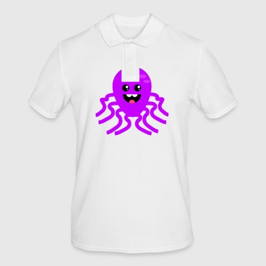squid giant octopus octopus octopus squid sepia fish - Men's Polo Shirt