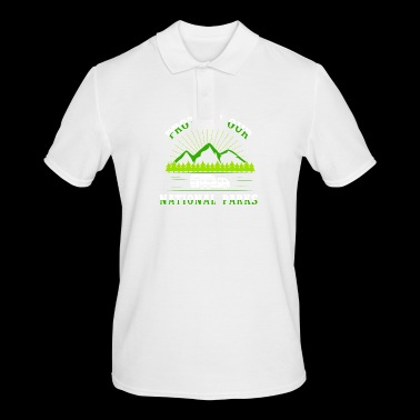 National Park - Men's Polo Shirt