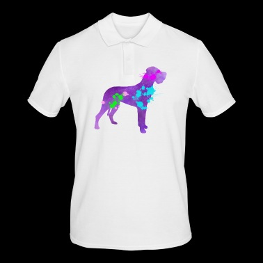 Great Dane Dog Lover Gift - Männer Poloshirt
