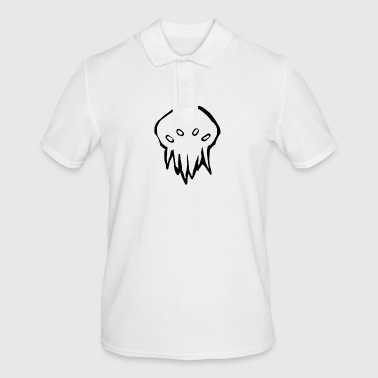 Tiny Cthulhu monster - Men's Polo Shirt
