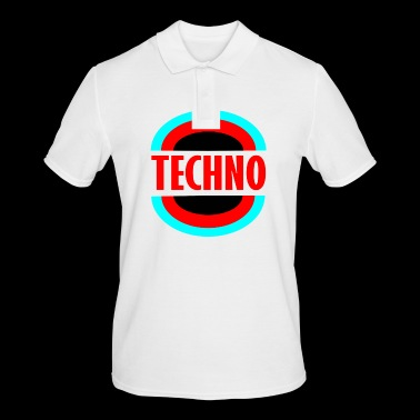techno - Polo Homme