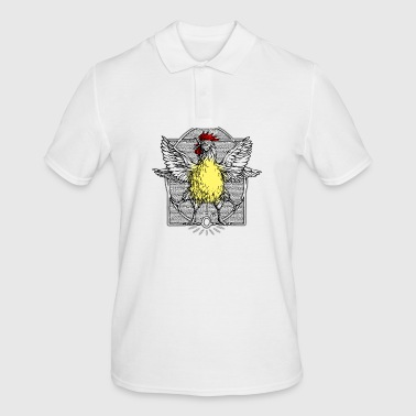 The rooster Vitruve2 - Men's Polo Shirt