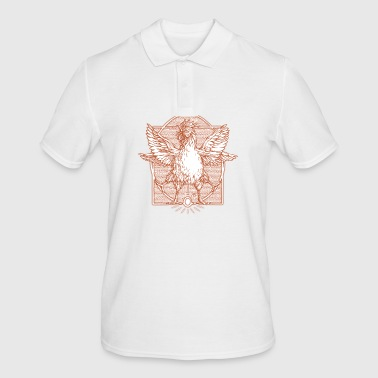 The rooster Vitruve3 - Men's Polo Shirt