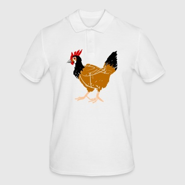 hen - Men's Polo Shirt