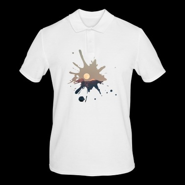 Splash - Men's Polo Shirt