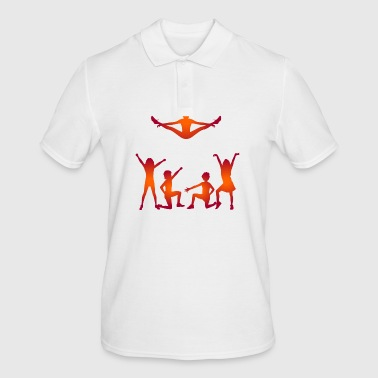 Un groupe de cheerleaders - Polo Homme