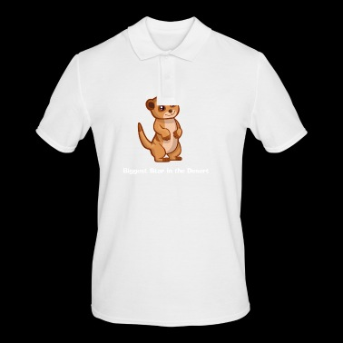 meerkat - Men's Polo Shirt