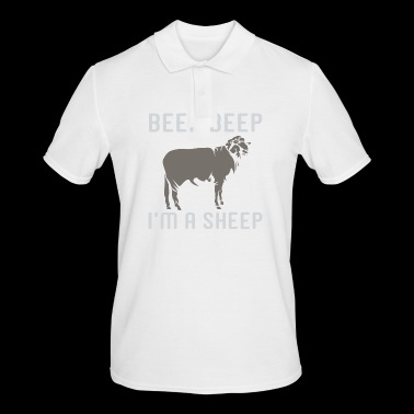 Beep Beep Sheep - Polo da uomo
