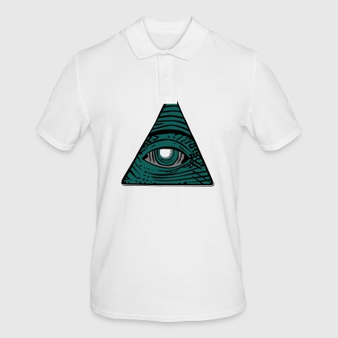 All-seeing eye - Men's Polo Shirt