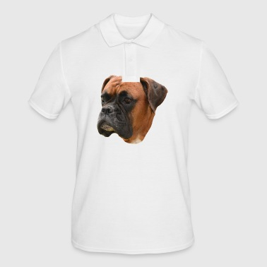 Boxer - Men's Polo Shirt