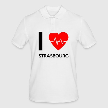 I Love Strasbourg - I love Strasbourg - Men's Polo Shirt