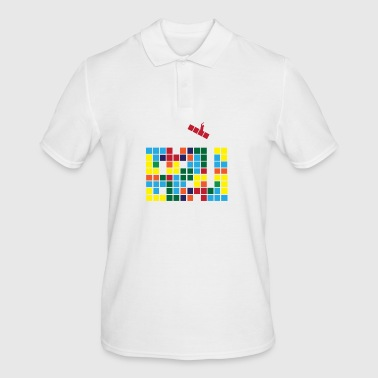 Tetris - Men's Polo Shirt