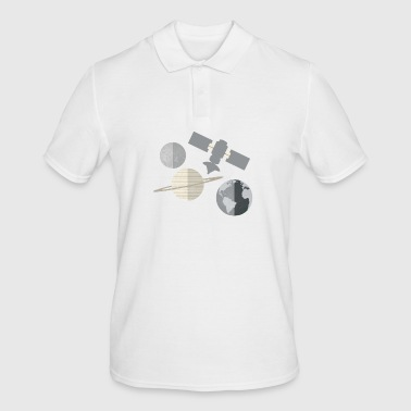 planet - Men's Polo Shirt