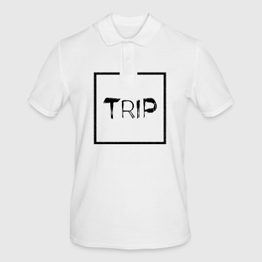 TRIP - Men's Polo Shirt