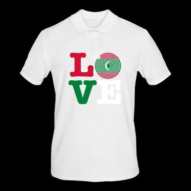 MALDIVES HEART - Men's Polo Shirt