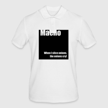 Macho - Men's Polo Shirt