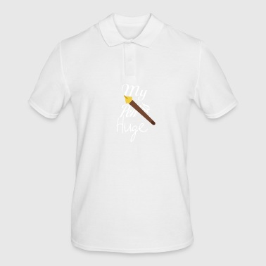 Pen - Men's Polo Shirt