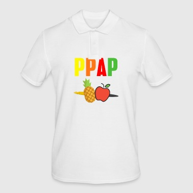 Apple pen Pineapple pen PinePineapple apple pen - Men's Polo Shirt
