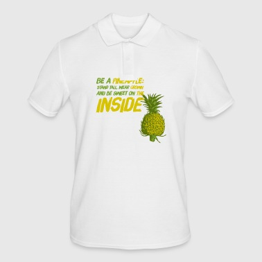 pineapple - Men's Polo Shirt