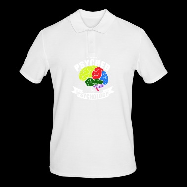 Psychology Proverbs - Men's Polo Shirt