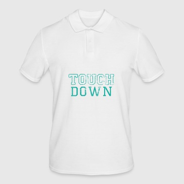 Touch Down - Men's Polo Shirt