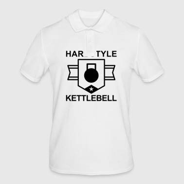Kettlebell - Men's Polo Shirt