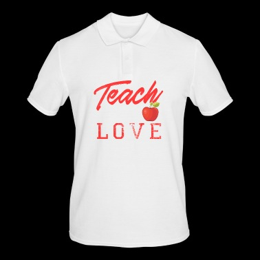 To Teach Is To Love - Men's Polo Shirt