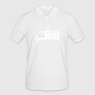 Car - car - car - cart - car - drive - Men's Polo Shirt