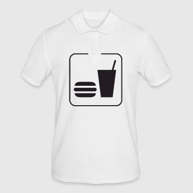 Fast food - Men's Polo Shirt