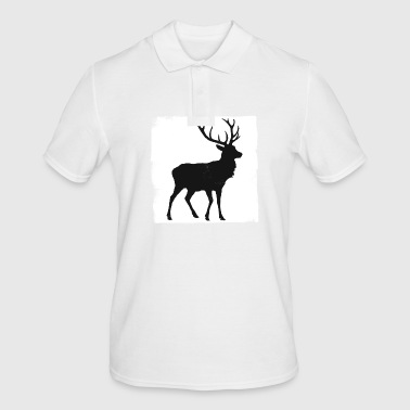 Deer used look - Men's Polo Shirt