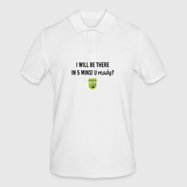 I want to be there ASAP - Men's Polo Shirt
