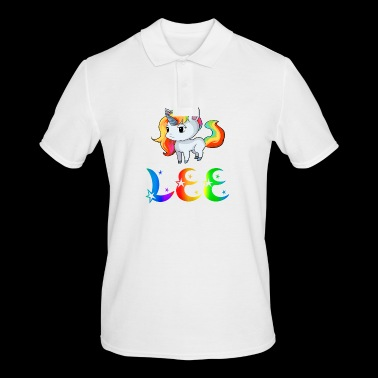 Unicorn Lee - Mannen poloshirt