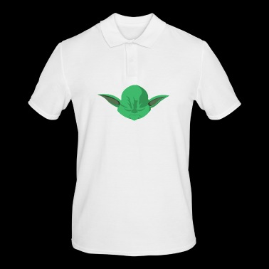 Logo 042 MOKE YODA - Men's Polo Shirt
