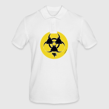 Nuclear Power No Thank you 2.0 - Men's Polo Shirt