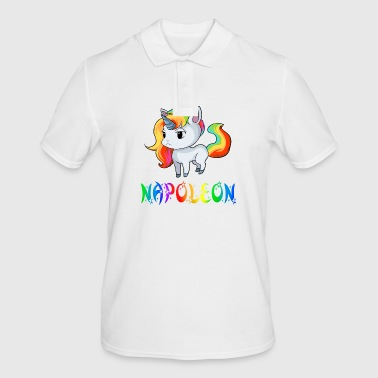 Unicorn Napoleon - Men's Polo Shirt