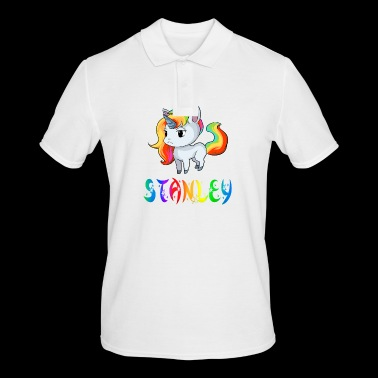 Unicorn Stanley - Men's Polo Shirt